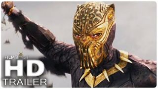 BLACK PANTHER Trailer 2 (German Deutsch) Marvel 2018