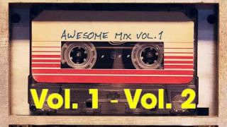 Guardians of the Galaxy Awesome Mix Vol. 1 & Vol. 2 (Full Soundtrack)