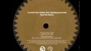 Armand Van Helden - Hear My Name (Original Club Mix) [Southern Fried Records 2004]